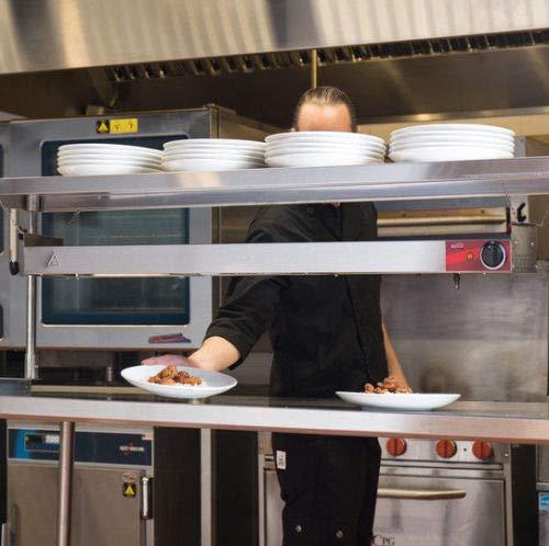 """48"""" Strip Warmer Food Heat Lamp Commercial Buffet / Restaurant"""