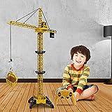 WANIYA1 2.4ghz Wireless. RC Turmkran elektrischer Spielzeugkran RC Turmkran...