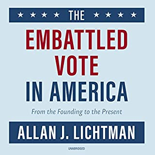 The Embattled Vote in America cover art