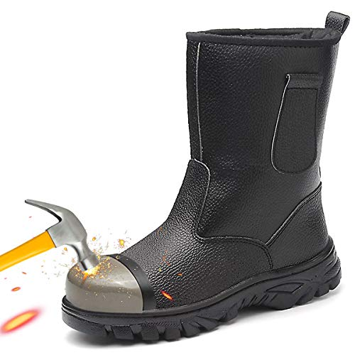 CHNHIRA Chaussures de Sécurité Mixte Adulte...