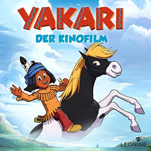 Yakari. Das Hörspiel zum Film Titelbild