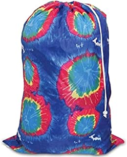 Tie-dyed Laundry Bag Blue, 24