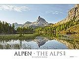 Alpen - Kalender 2020 - Alpha Edition-Verlag - Rainer Mirau - Wandkalender mit eindrucksvollen Fotos und Zusatzinformationen - 64 cm x 48 cm