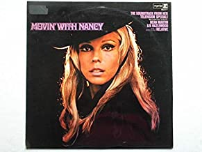 Sinatra, Nancy Movin With Nancy LP Reprise RSLP6277 EX/EX 1967 [Vinyl] Unknown