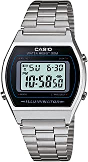 Casio Collection for Women - Digital Resin Band Watch - B640WD-1A
