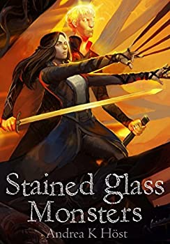 Stained Glass Monsters  Eferum Book 1