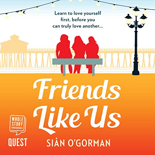 Friends Like Us audiobook cover art