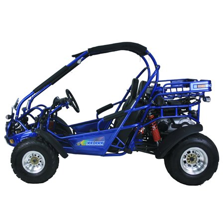 Trailmaster 300CC XRX Gokart - Gas Powered  2.25 gal