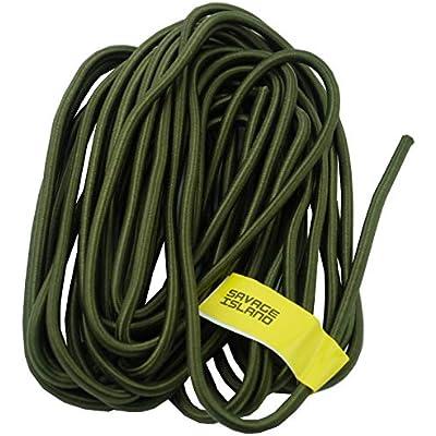 Savage Island Heavy Duty 4mm Bungee Cord Elastic Tie Down Straps Rope