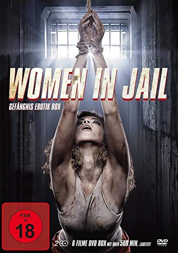 Women in Jail - Gefängnis Erotik Box [2 DVDs]