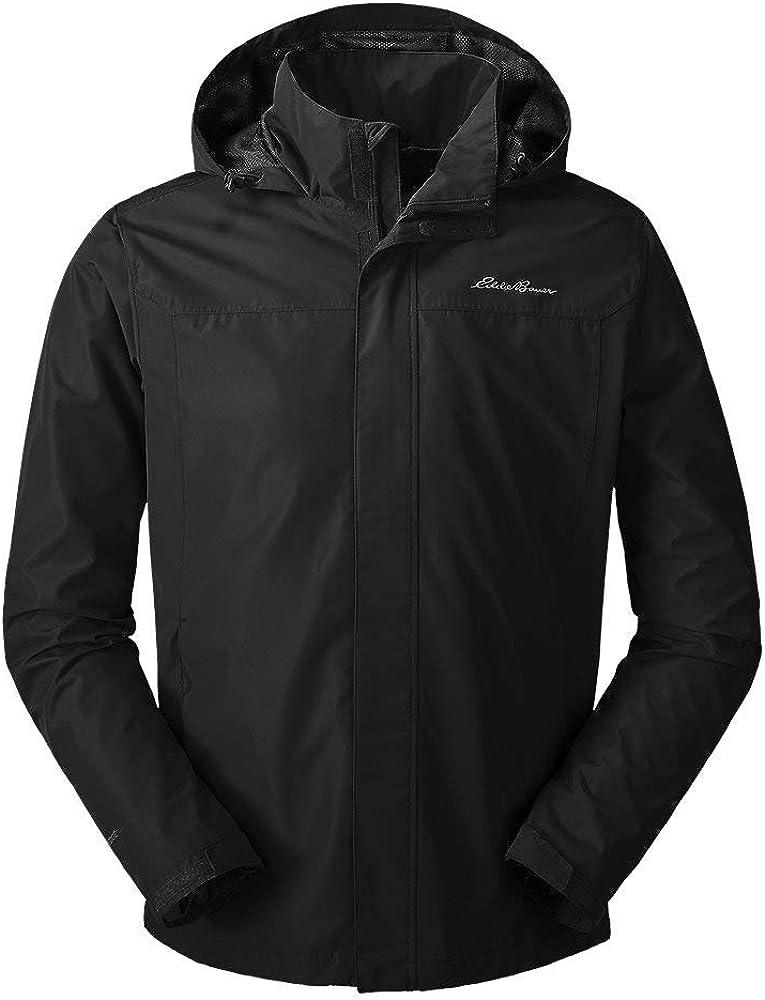 Eddie Bauer Men's Rainfoil Packable Jacket