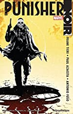 Punisher Noir (English Edition) de Frank Tieri