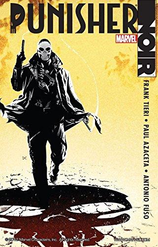 Punisher Noir (English Edition)