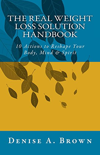 The Real Weight Loss Solution Handbook (English Edition)