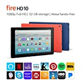 Fire HD 10 Tablet with Alexa...