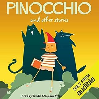 Pinocchio and Other Stories                   Di:                                                                                                                                 Audible Studios                               Letto da:                                                                                                                                 Tamsin Greig,                                                                                        Stephen Mangan                      Durata:  44 min     1 recensione     Totali 4,0