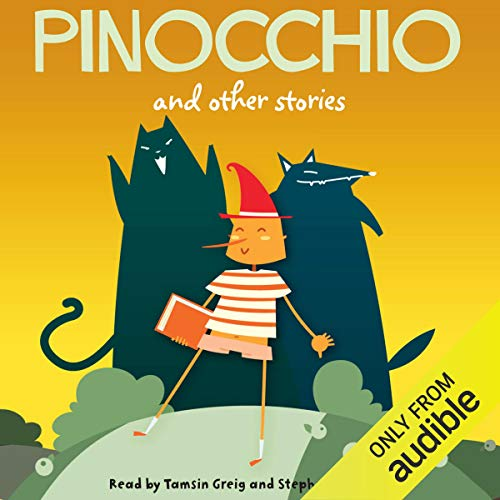Pinocchio and Other Stories copertina