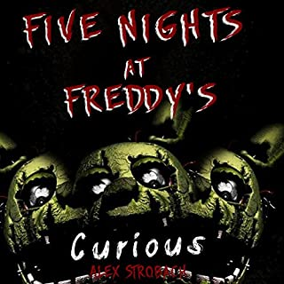 Five Nights at Freddy's: Curious? audiobook cover art