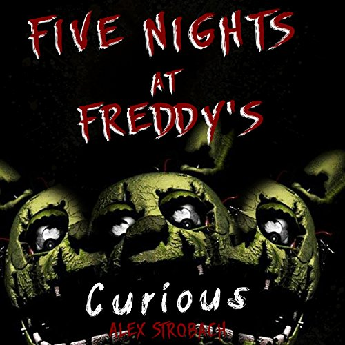 Couverture de Five Nights at Freddy's: Curious?