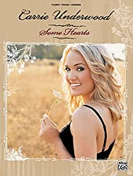 Carrie underwood: some hearts piano, voix, guitare