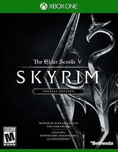The Elder Scrolls V: Skyrim Special Edition - Xbox One [video game]