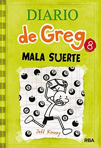 Diario de Greg 8: Mala suerte: 008