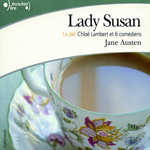 Lady Susan [French Version] audiobook cover art