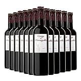 Vino Tinto Crego e Monaguillo Mencía - D.O. Monterrei - Caja 12 botellas x 75cl