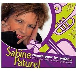 Sabine Paturel Chante pour Les Enfants avec Un Orchestre Symphonique