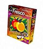 Fantazer 407002E Fresco The Set Manzanas, Multicolor, Talla única