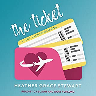 The Ticket audiobook cover art