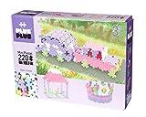 PLUS PLUS - Pastel boîte 220 pièces - Jeu de construction - Educatif et Ludique – A partir de 3 ans – Fabriqué Au Danemark