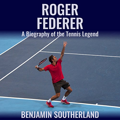 Roger Federer audiobook cover art