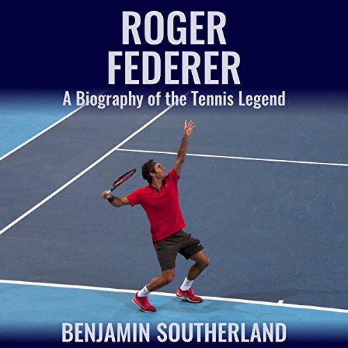 Roger Federer cover art