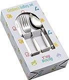 Set de 36 couverts pour enfant Tiny Dining (12 petits couteaux, 12 petites...
