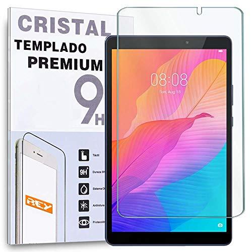 REY Protector de Pantalla para Tablet Huawei MATEPAD T8 8', Cristal Vidrio Templado Premium