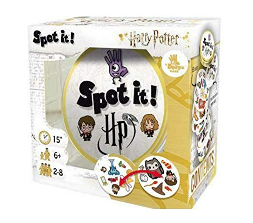 Spot It: Harry Potter Box