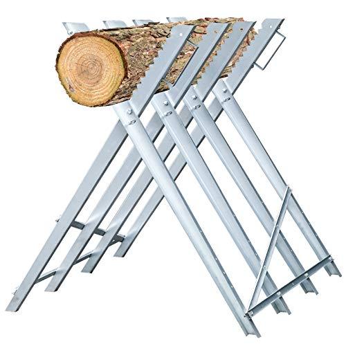 BMOT Sägebock, Sägebock für Holz aus...