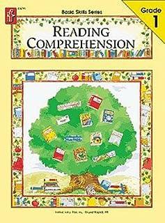 FRANK SCHAFFER PUBLICATIONS READING COMPREHENSION GR. 1
