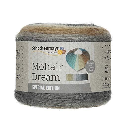 Schachenmayr Handstrickgarne Mohair Dream Color, 150g Midnight