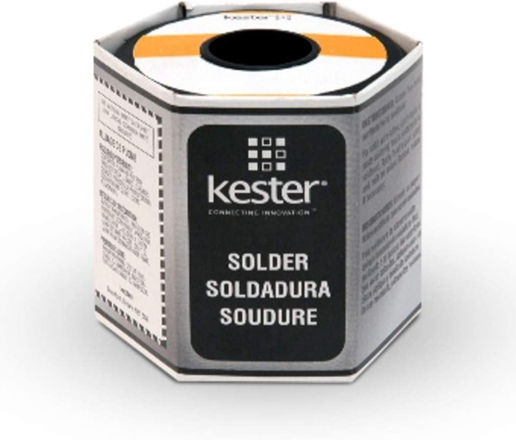 Kester 24-7150-0027 SN62PB36AG02 44 Lead Award Solder 0. - Wire Indianapolis Mall lb 1