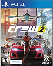 The Crew 2 by Ubisoft For PlayStation 4