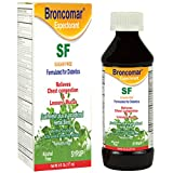 Broncomar Expectorant SF Formulated for Diabetics Relieves Chest Congestion & Loosens Mucus 6 oz