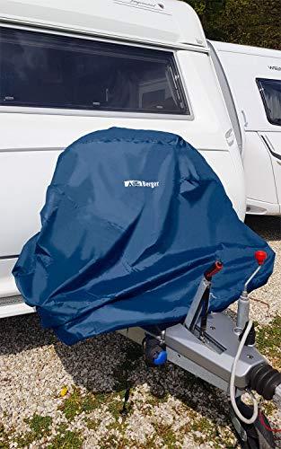 BERGER Fahrradschutzhülle Deichsel 300D Bikehülle Schutzhülle WS 3000 mm