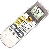 elinke Télécommande adaptée pour climatiseur Fujitsu Inverter AR-RAE7E AR-RAE1E General RA-RAEIE