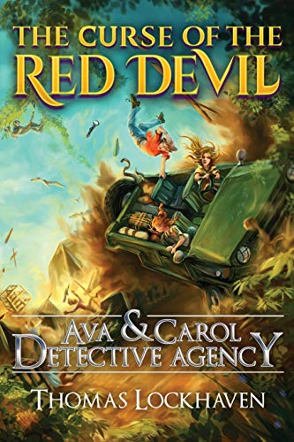 Ava & Carol Detective Agency: The Curse of the Red Devil: 7