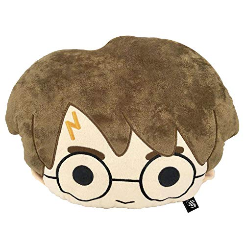 Vue Cojin Decorativo Peluche, Felpa, Harry Potter, 32 X 36