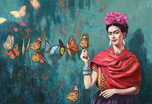 Bordado De Diamantes 5D DIY Mosaico De Diamante Frida