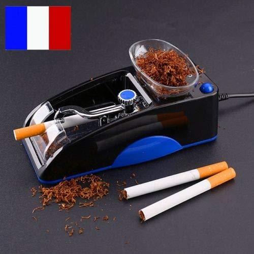 SIMPLISIM Simple Tubo eléctrico para Cigarrillos con máquina de enrollar y Tubo...