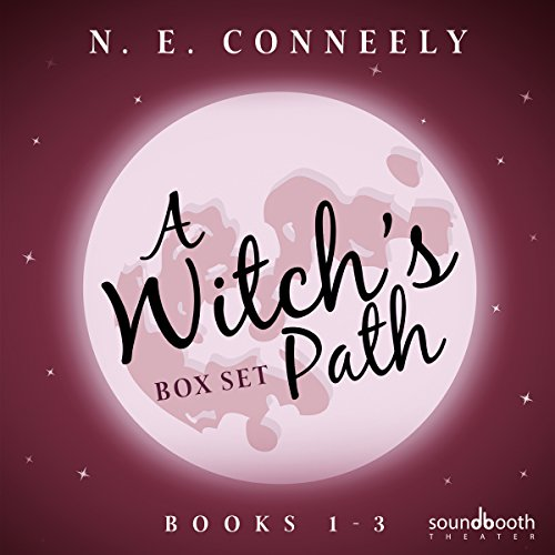 A Witch's Path Box Set audiobook cover art